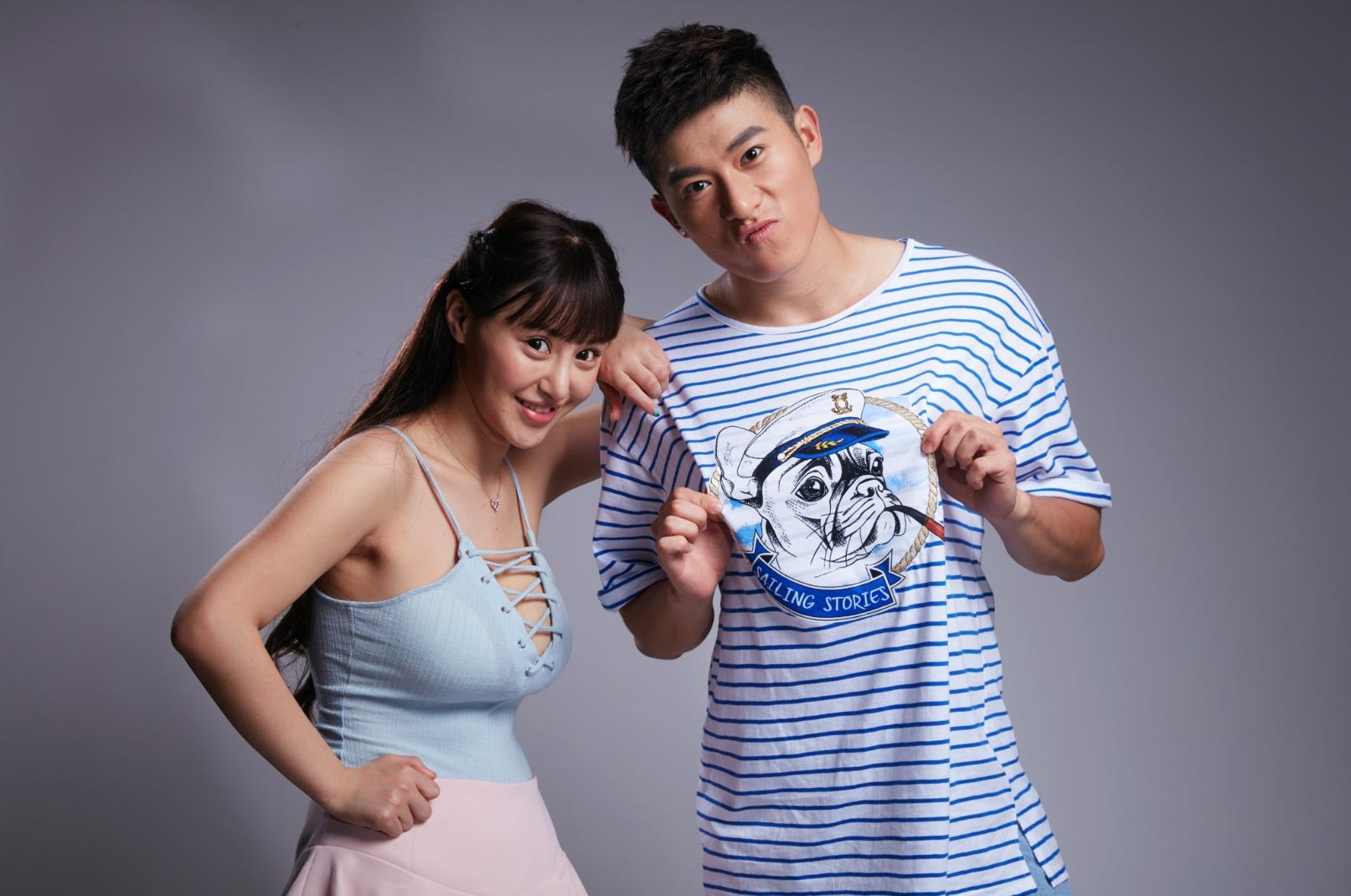 朱可儿&杨宇斌